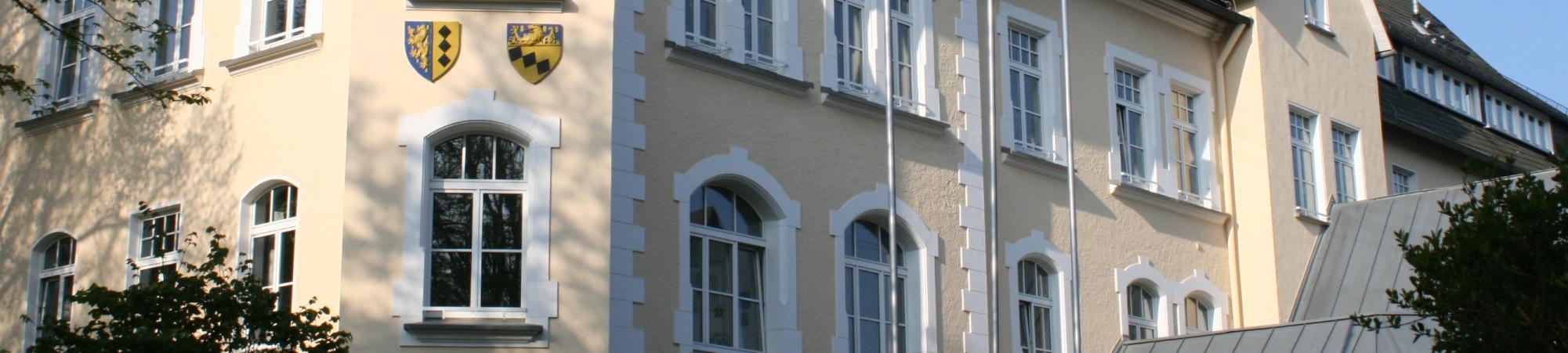 Ansicht Rathaus Burbach
