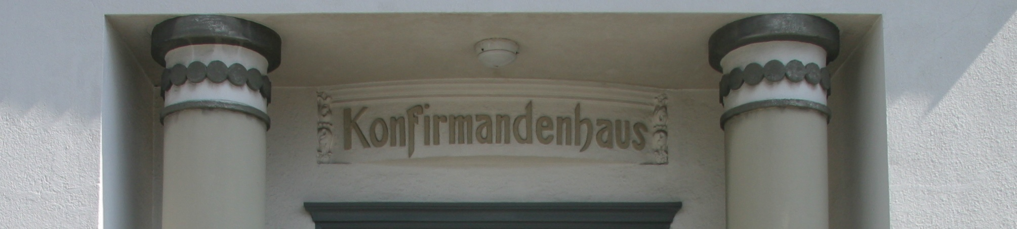 Ehemaliges Konfirmandenhaus in Burbach