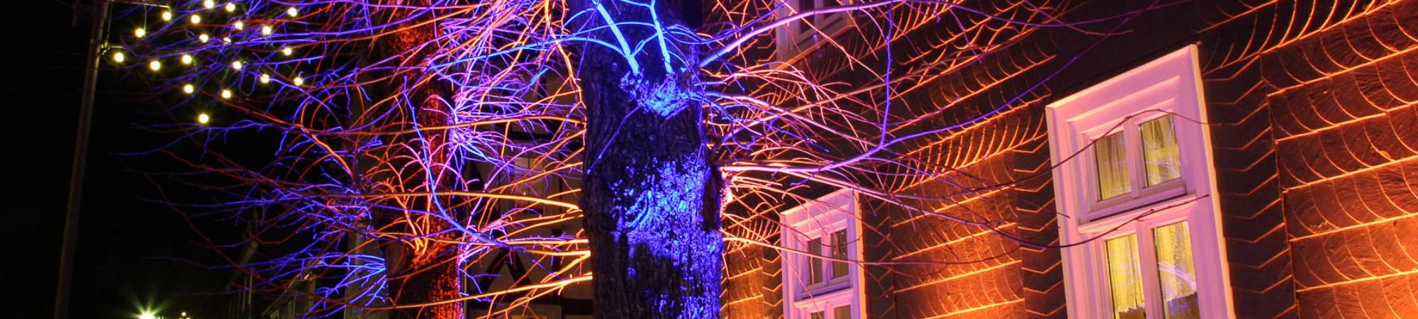 Lichterzauber in Burbach